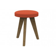 Mella Upholstered Stool