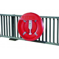 Rail Mounted Housing To Fit 600mm Lifebuoy