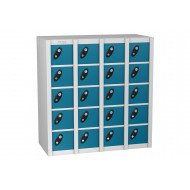Probe MiniBox 20 Door Low Block Stackable Lockers