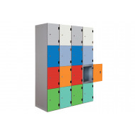 Probe laminate door lockers