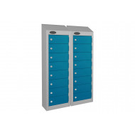 Probe 8 Compartment Wallet Lockers Nest Of 2