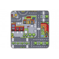 Square Play Rug (City)