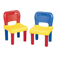 Childrens Chairs (Pack Of 2)
