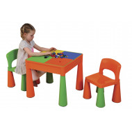 Childrens Multi Purpose Table And Chair Set