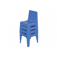 Pack Of 4 Early Years Resin Chairs