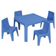 Early Years Resin Table And Chair Set
