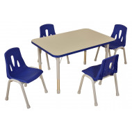 Thrifty Rectangular Table