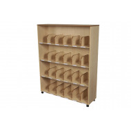 Genus Adult Bookcase