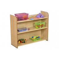 Ereve 3 Shelf Bookcase