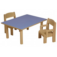 Musca Rectangular Table