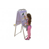 2 Sided Dry Wipe Easel Set