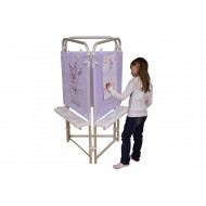 3 Sided Dry Wipe Easel Set