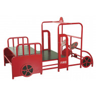 Play Gym Fire Engine