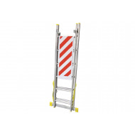 Red And White Stripes Ladderguard