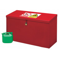 Petroleum And Flammable Liquid Floor Chest