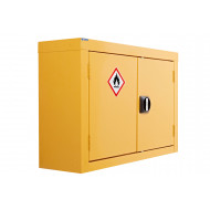 QMP Hazardous Substance Wall Cupboards