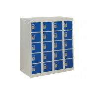 QMP Low Personal Effects Locker With 20 Doors