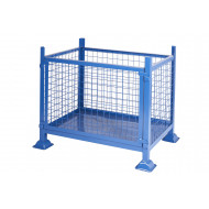 Detachable Pallets With Mesh Sides