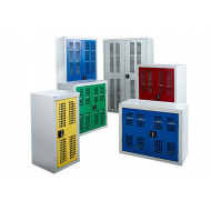 QMP Perforated Door Cupboards