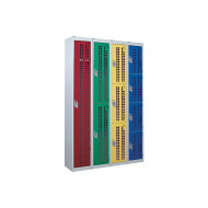QMP Perforated Door Lockers