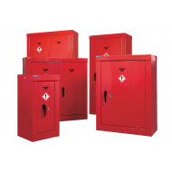 QMP Pesticide & Agrochemical Security Cupboards