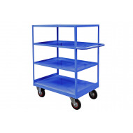 4 Tier Shelf Truck