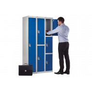 QMP Secure lockers