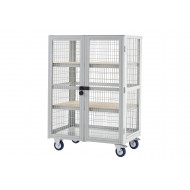 Boxwell Trolleys (With Doors)
