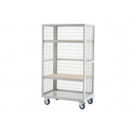 Boxwell Trolleys (Without Doors)