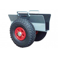 Panel Dolly With Pneumatic Tyres (250kg Capacity)