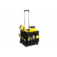 Folding Box Trolley With Compartment Bag