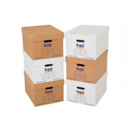 Document Storage Boxes (20 Pack)