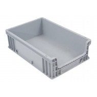 Open Fronted Eurocontainer (34ltrs)