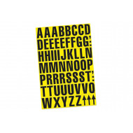 Self Adhesive Letters Multi Pack