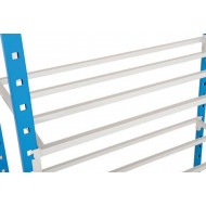 Shelves For Tubular Shelving