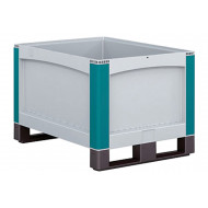 Heavy Duty Plastic Pallets With Open Top