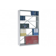 Stormor Duo Open Back Shelving Starter Bay
