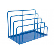 Multi Height Vertical Sheet Rack