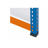 Rapid 1 Heavy Duty Melamine Shelf (Orange)
