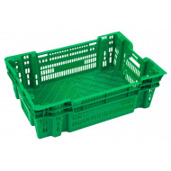 Stack And Nest Food Crates (Pack Of 10)