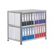 Lever Arch Storage Unit For 40 Foolscap Files