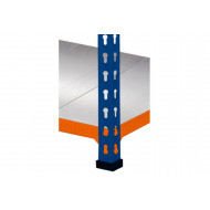 Rapid 2 Galvanized Steel Shelf (Orange)