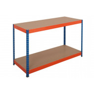 Rapid 3 Workbench (Blue/Orange)