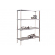 Stainless Steel Catering Shelving Unit