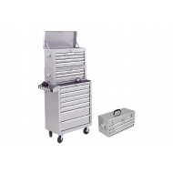 Silver range mobile tool storage system