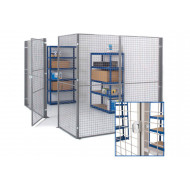 Doors For Mesh Partitioning System