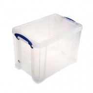 19ltr Really Useful Box (Clear)