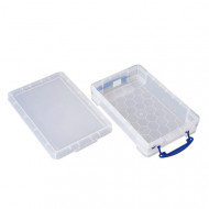 20ltr Really Useful Box (Clear)