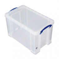 24ltr Really Useful Box (Clear)