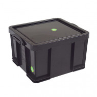 35ltr Really Useful Box (Black)
